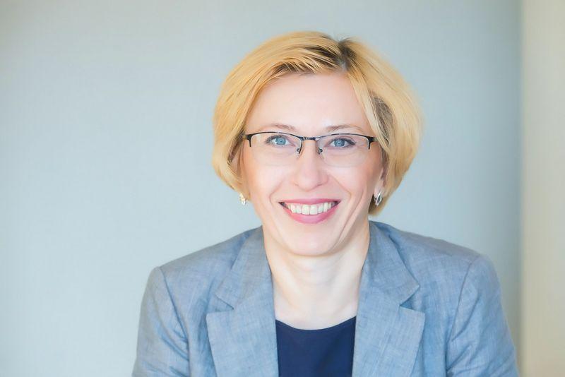 Romualda Stonkutė, RSVA pirmininkė. Asociacijos nuotr.