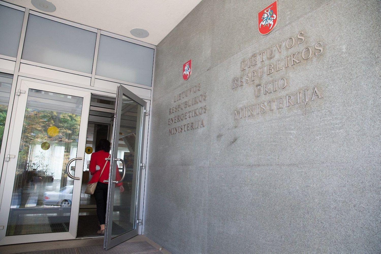Atleidžiamas CPO vadovas Černiauskas