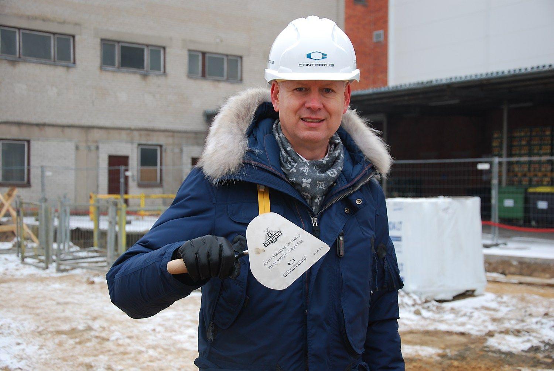 """Viršilas tapo nuolatiniu """"Carlsberg"""" grupės Baltijos šalyse vadovu"""