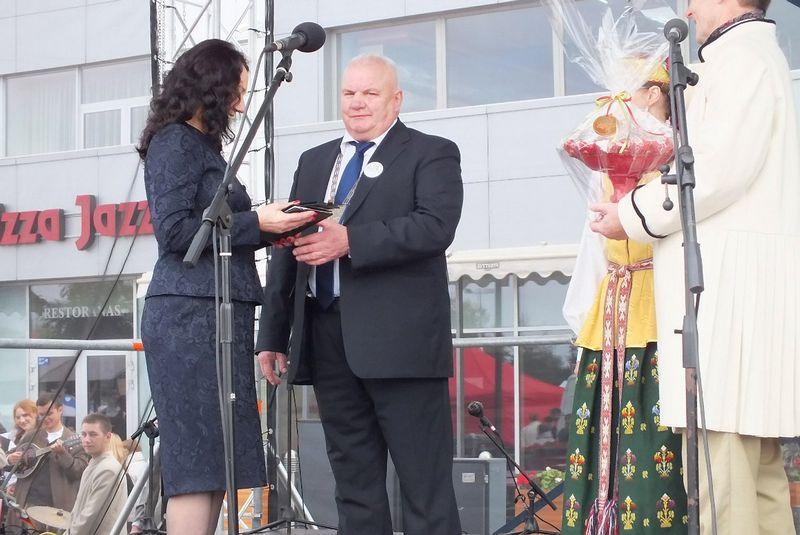 Vidmantas Brazys. Marijampolės miesto savivaldybės nuotr.