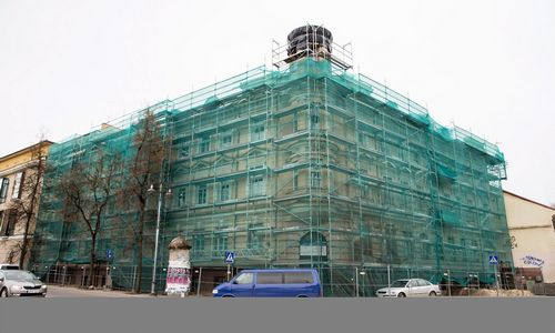 Prie Vilniaus Sereikiškių parko – naujas 90 kambarių viešbutis