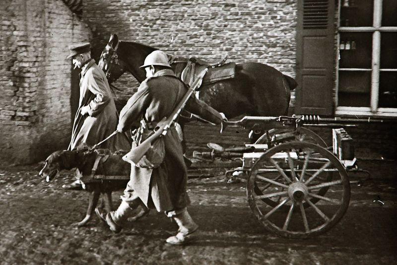 """Pirmasis pasaulinis karas, 1915 m. """"Scanpix"""" nuotr."""