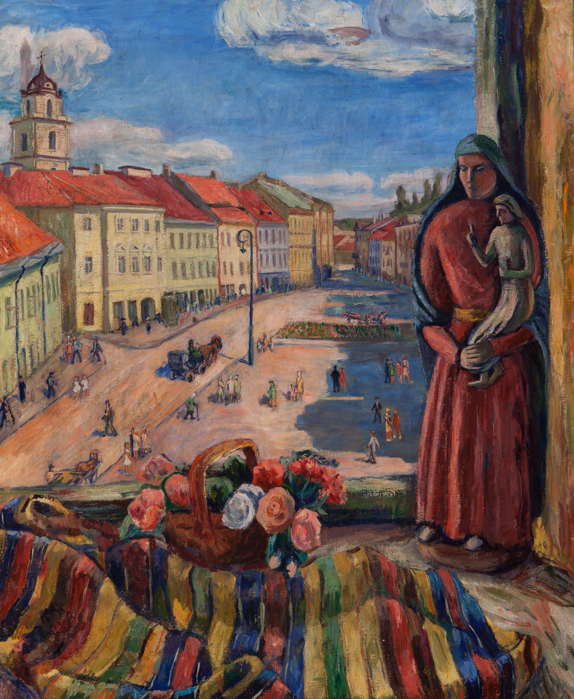 Pakalbėkim apie meną: Vilniaus rotušė