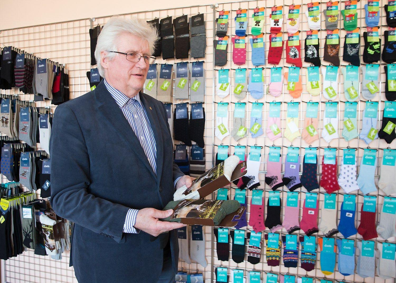 """""""Spartos"""" kojinės Norvegijoje – geriausios"""