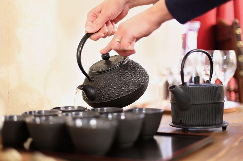 Tarp mėgstamiausių arbatų 45% lietuvių nurodo žaliąją. Raimondos Godaitės nuotr.