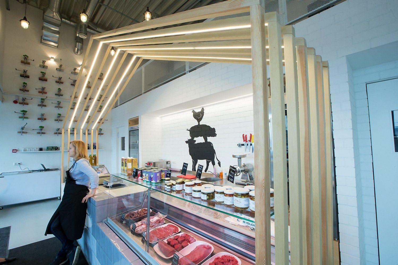Kaip mėsos krautuvėlės 40.000 Eur užsienio investicijų pritraukė