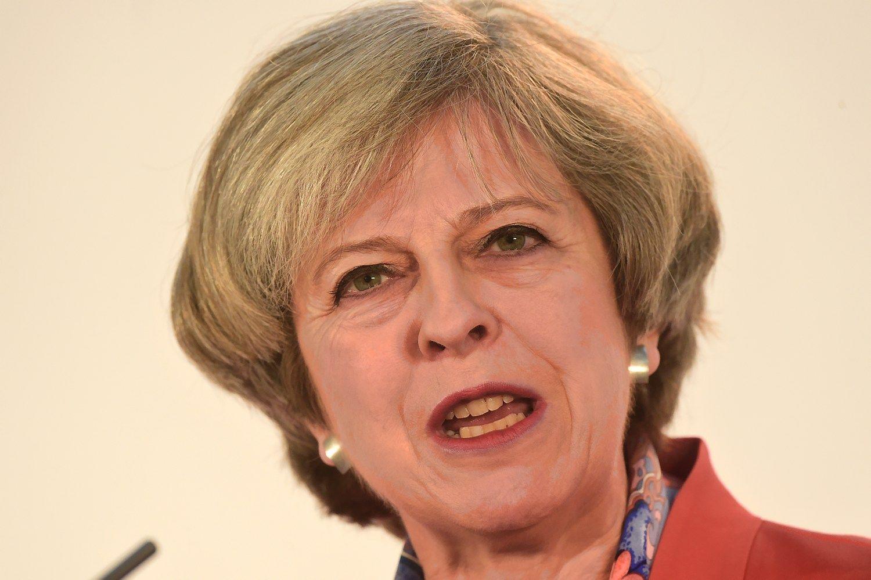 """JK apsisprendė: """"Brexit"""" derybų pradžią inicijuos kovo 29 dieną"""