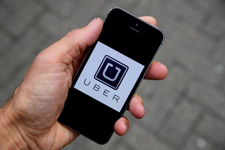 "Atsistatydina ""Uber"" prezidentas"