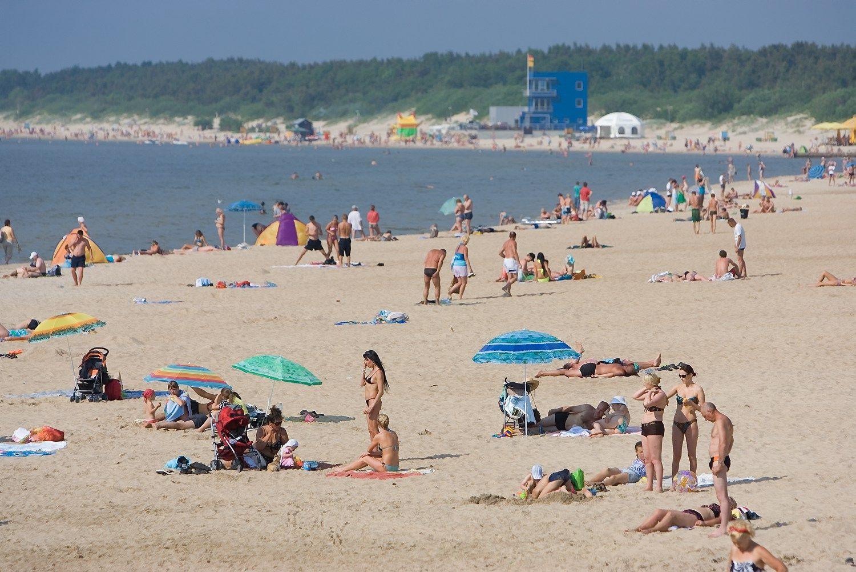 Rusai po užsienius keliavo mažiau, taip pat ir į Lietuvą
