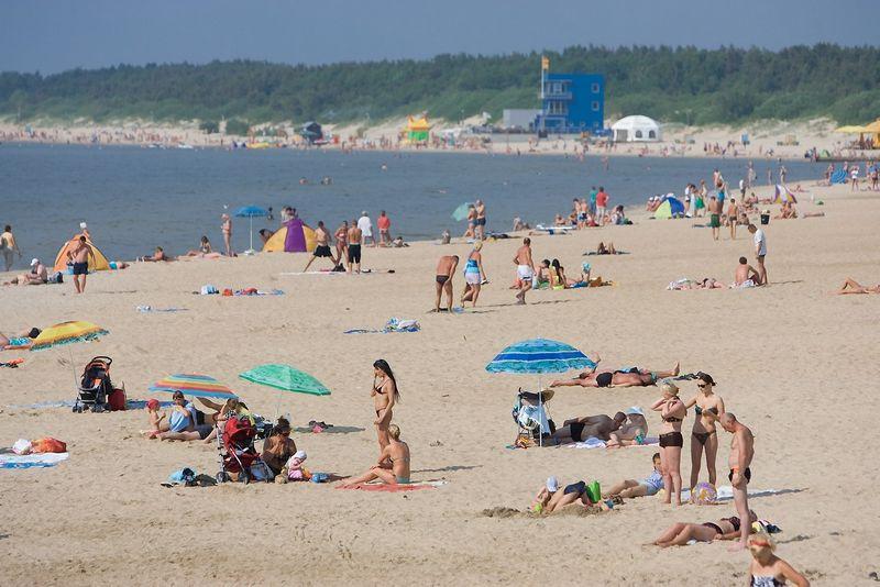 Lietuva pagal populiarumą pernai buvo 16-a rusų užsienio kelionių kryptis, Estija – šešta, Latvija – 25-a. Juditos Grigelytės (VŽ) nuotr.