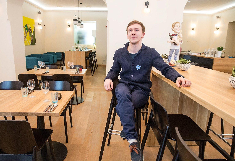 Virtuvės šefas D. Praspaliauskas atidarys naują restoraną