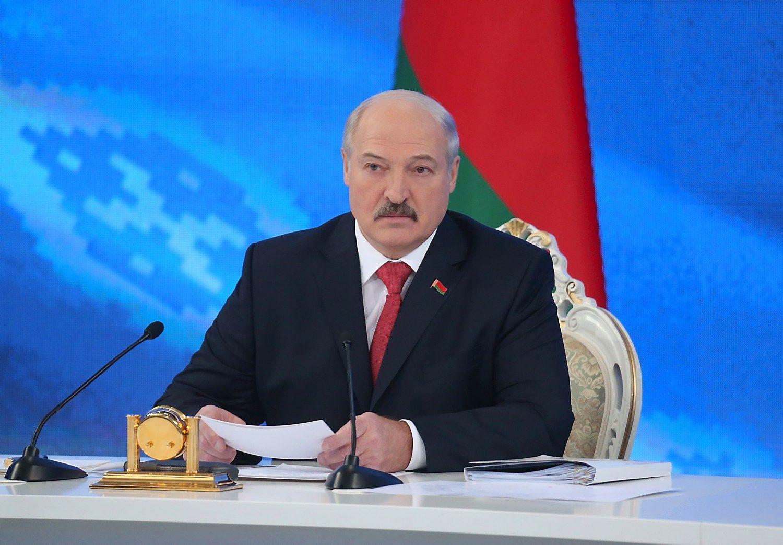 Lukašenka: Lietuvoje galėjo veikti stovykla, rengianti ginkluotus provokatorius