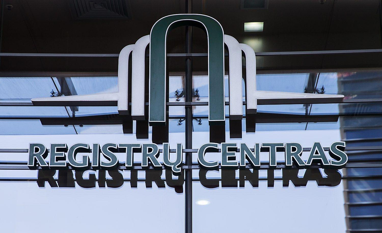 Imtasi prezidentės pataisų dėl Registrų centro veiklos pertvarkos