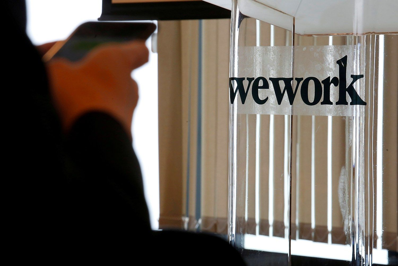 """""""SoftBank"""" investuoja 300 mln. USD į """"WeWork"""""""
