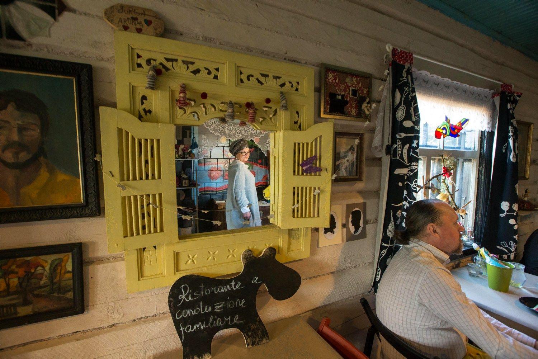 Atidarė restoraną namie - svečių tiek, kad laisvadienių nelieka