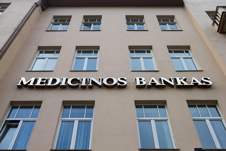 Medicinos bankas neigia plėtros planus į Rusiją