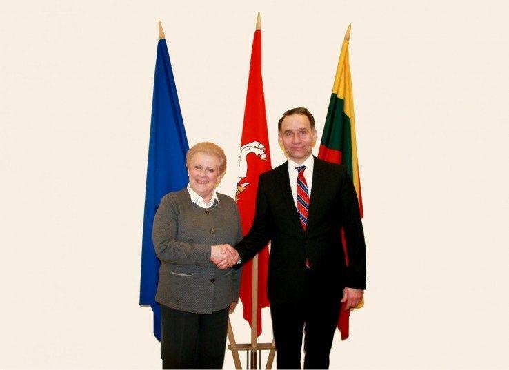 """Rail Balticą"" ES pinigais norima finansuoti ir po 2020 m."