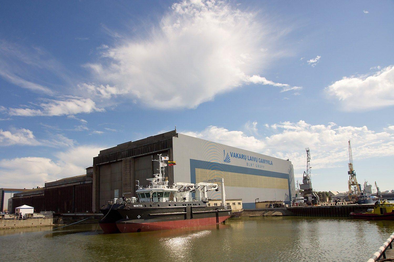 """""""Hidrostatyba"""" ir BMGS uoste atliks darbų už 14,8 mln. Eur"""