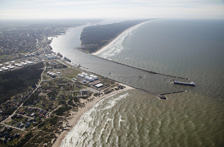 Įtampa tarp Klaipėdos miesto ir uosto tik auga