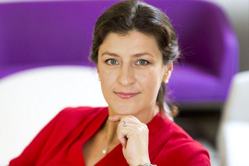 """Aurelija Kazlauskienė, """"Lietuvos draudimo"""" Strategijos, klientų ir rinkodaros departamento direktorė. Vladimiro Ivanovo (VŽ) nuotr."""