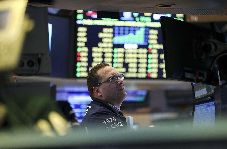 Rinkų optimizmo auroje atsirado įskilimų