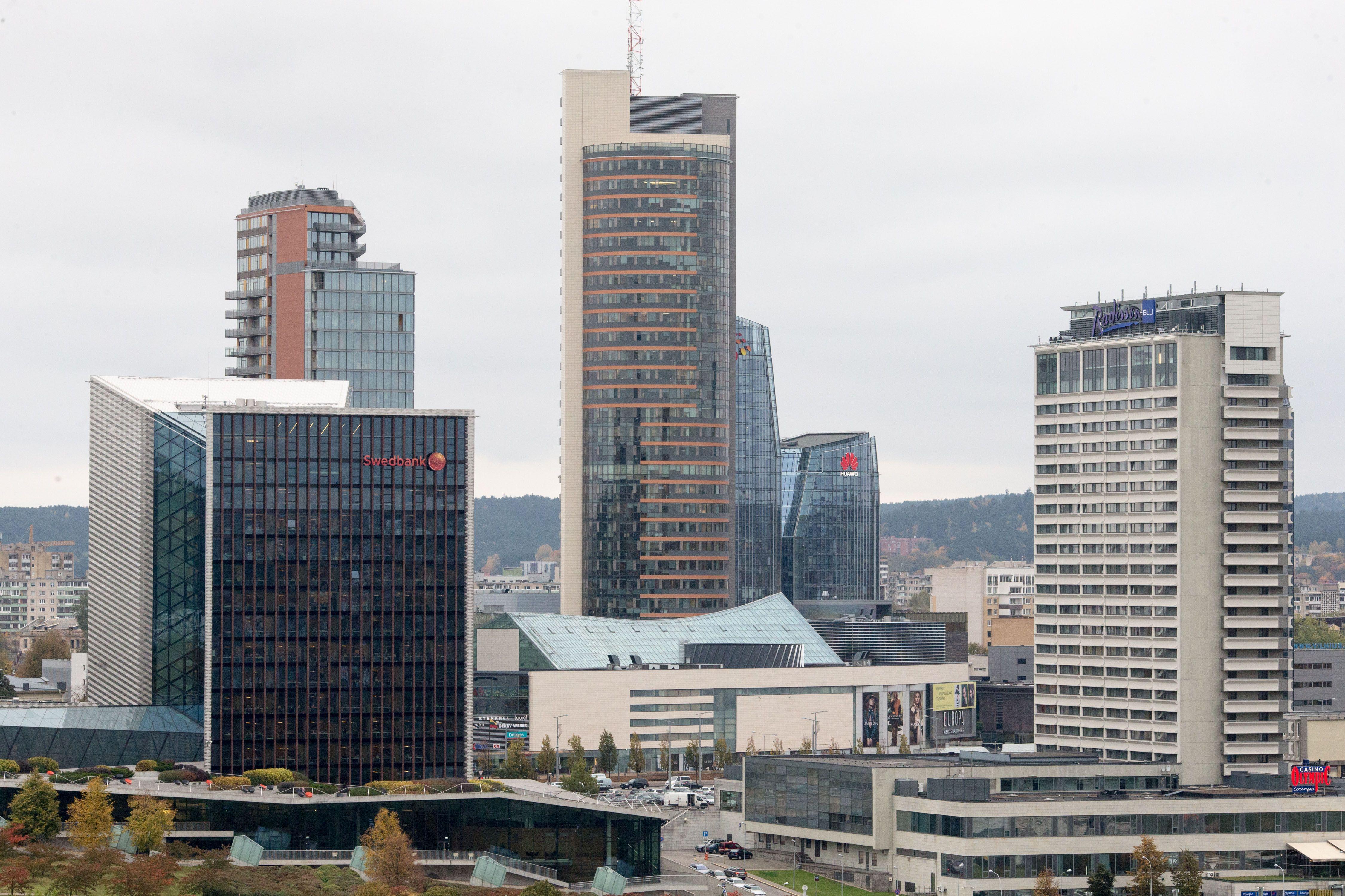 Viešbučių verslo kalneliai: Kaunas kyla, Neringa – smunka žemyn