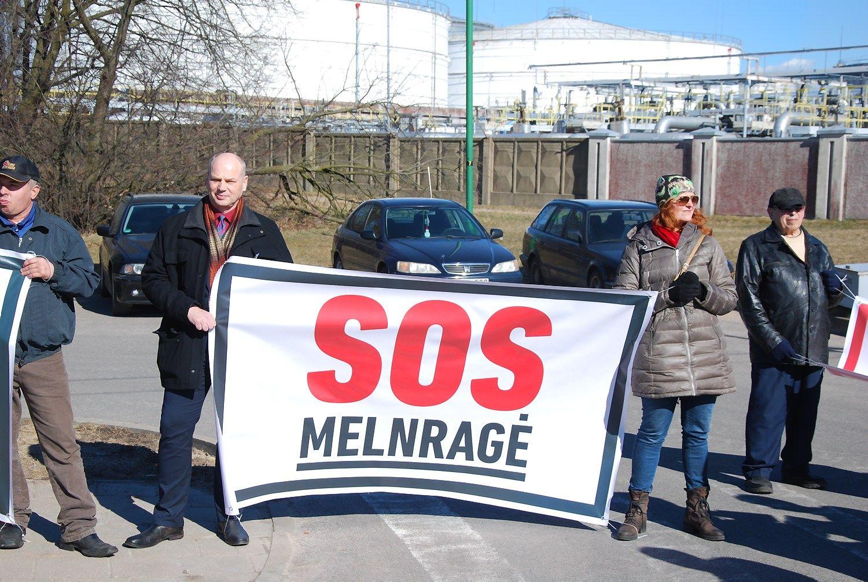 Premjeras Melnragės nenuramino, bet Klaipėdos žada nepalikti be kompensacijų