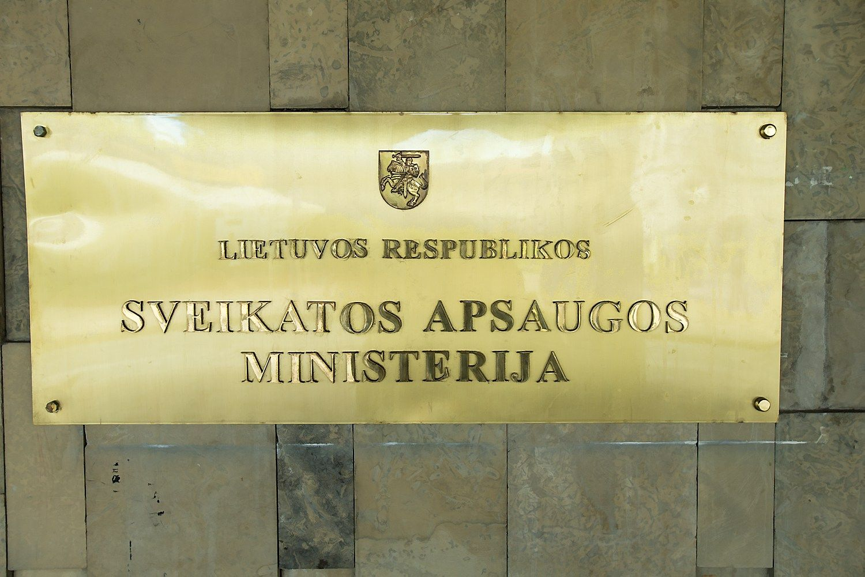 Sveikatos apsaugos viceministre paskirta A. Bilotienė Motiejūnienė