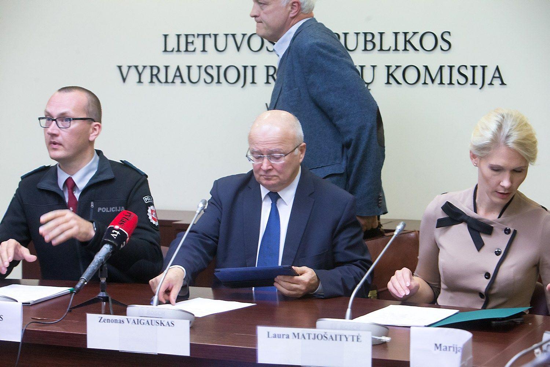 Imamasi VRK ir VTEK reformos