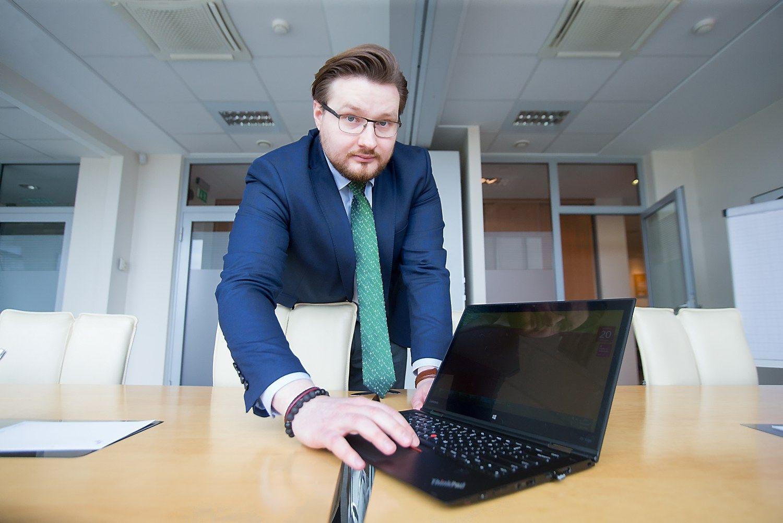 Dėl PVM brangsta internetu į Rusiją parduodamos paslaugos
