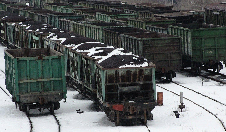Ukrainos ekonomikaikoją kiša blokada