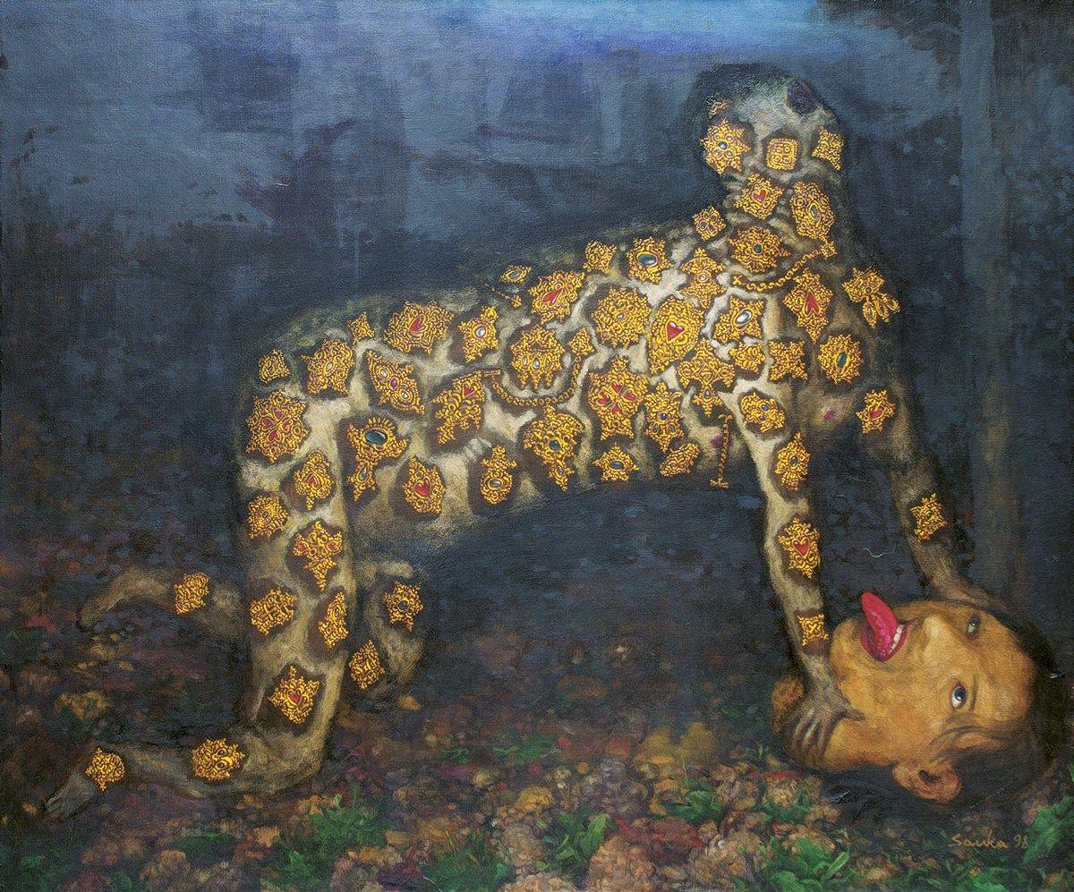 Vilniaus aukcione – Šarūno Saukos darbas