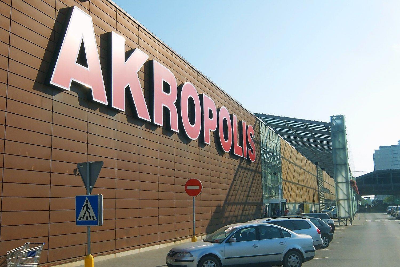 """Klaipėdos """"Akropolyje"""" – 7 nauji vardai"""