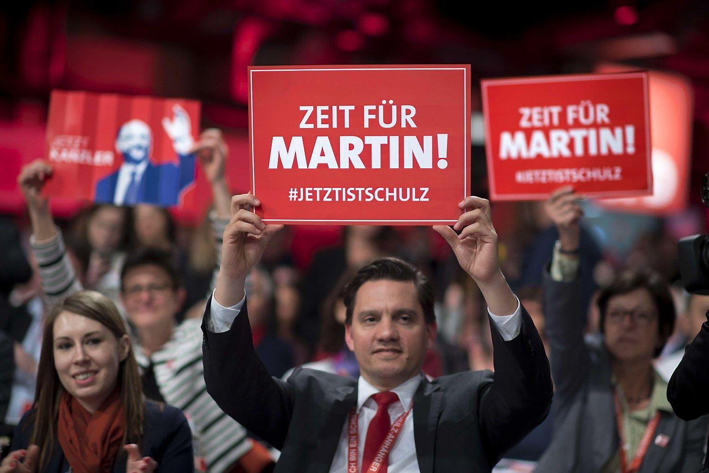 Merkel siekiui išlikti valdžioje – pirmasis rimtas išbandymas