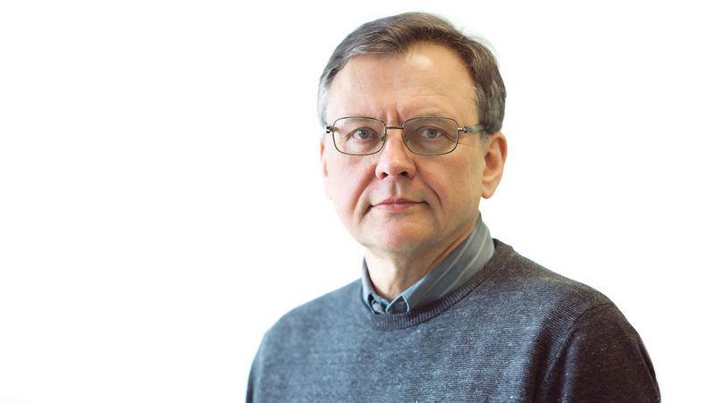 Prof. Saulius Klimašauskas. VU nuotr.