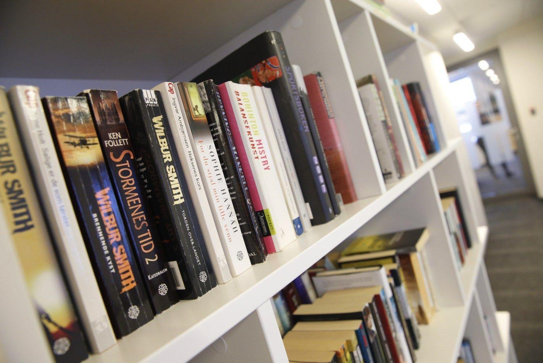 Konkurencijos taryba perspėja Šiaulius negelbėti knygyno