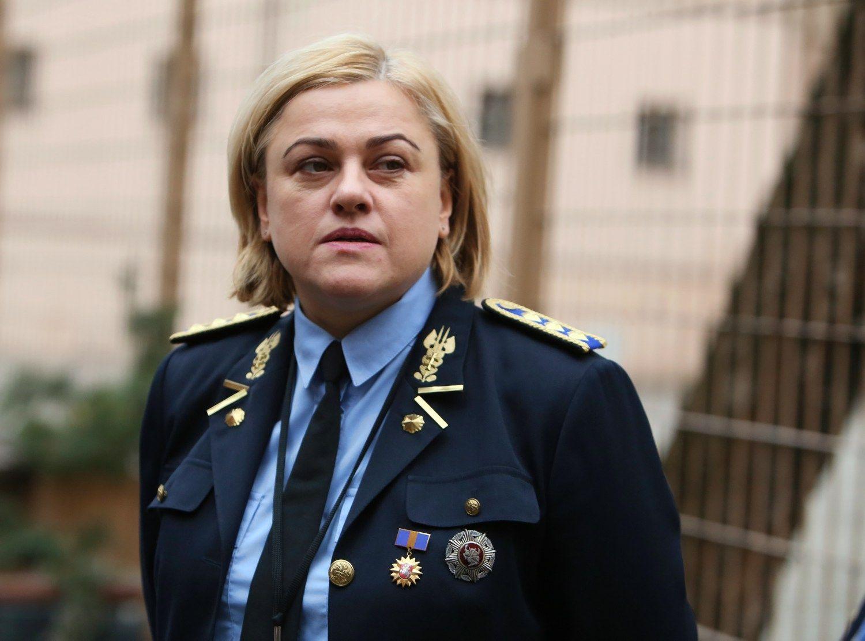 Atsistatydino Kalėjimų departamento direktorė