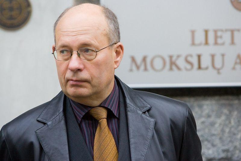 Gediminas Vagnorius pasitraukė iš Darbo partijos. Vladimiro Ivanovo (VŽ) nuotr.