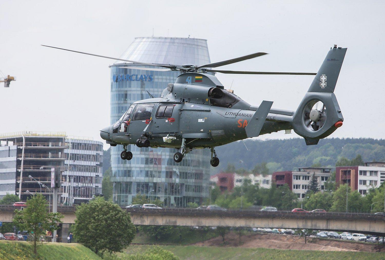 Lietuvos kariuomenė per5 metus atsisakys rusiškų sraigtasparnių