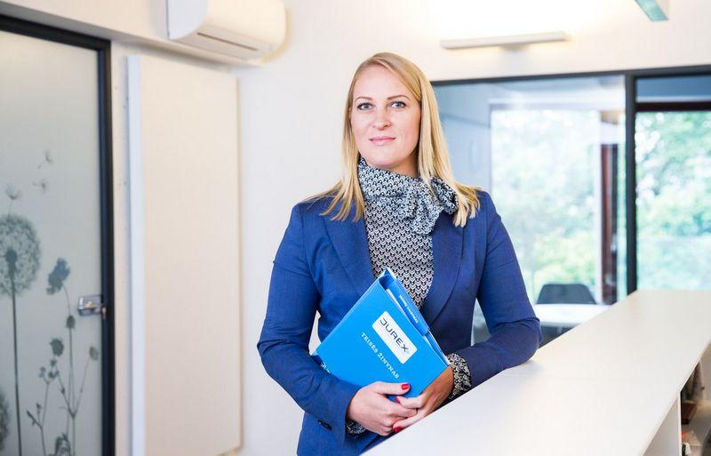 """Jurgita Judickienė, """"Jurex"""" vadovaujančioji partnerė, advokatė.  Juditos Grigelytės (VŽ) nuotr."""