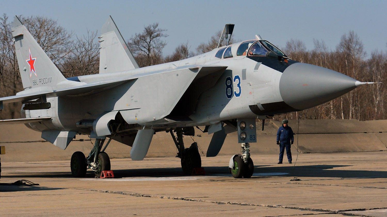 Rusija užsimojo ginklais užversti Aziją