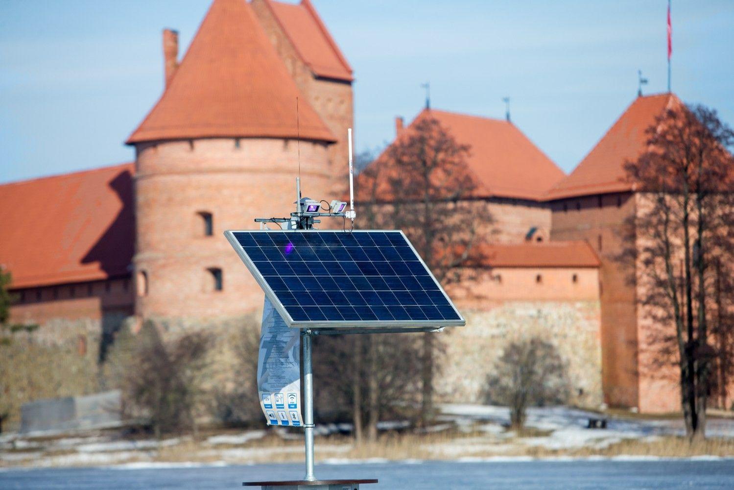 ESO pradeda diskusijas apie gaminančius elektros vartotojus