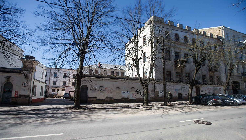 """""""Eika"""" Vilniaus Naujamiestyje statys naują kvartalą"""