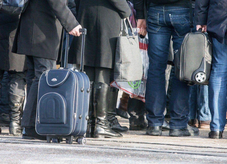 Gruzinai į ES gali važiuoti be vizų