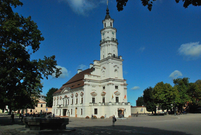 Europos kultūros sostine paskelbtas Kaunas