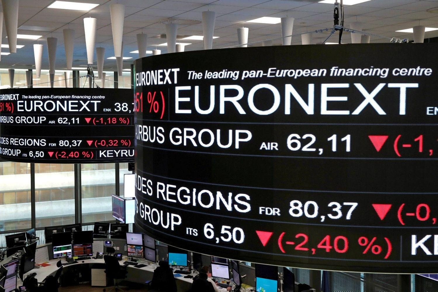 Investuotojai biržoje vertino pasiūlytus dividendus