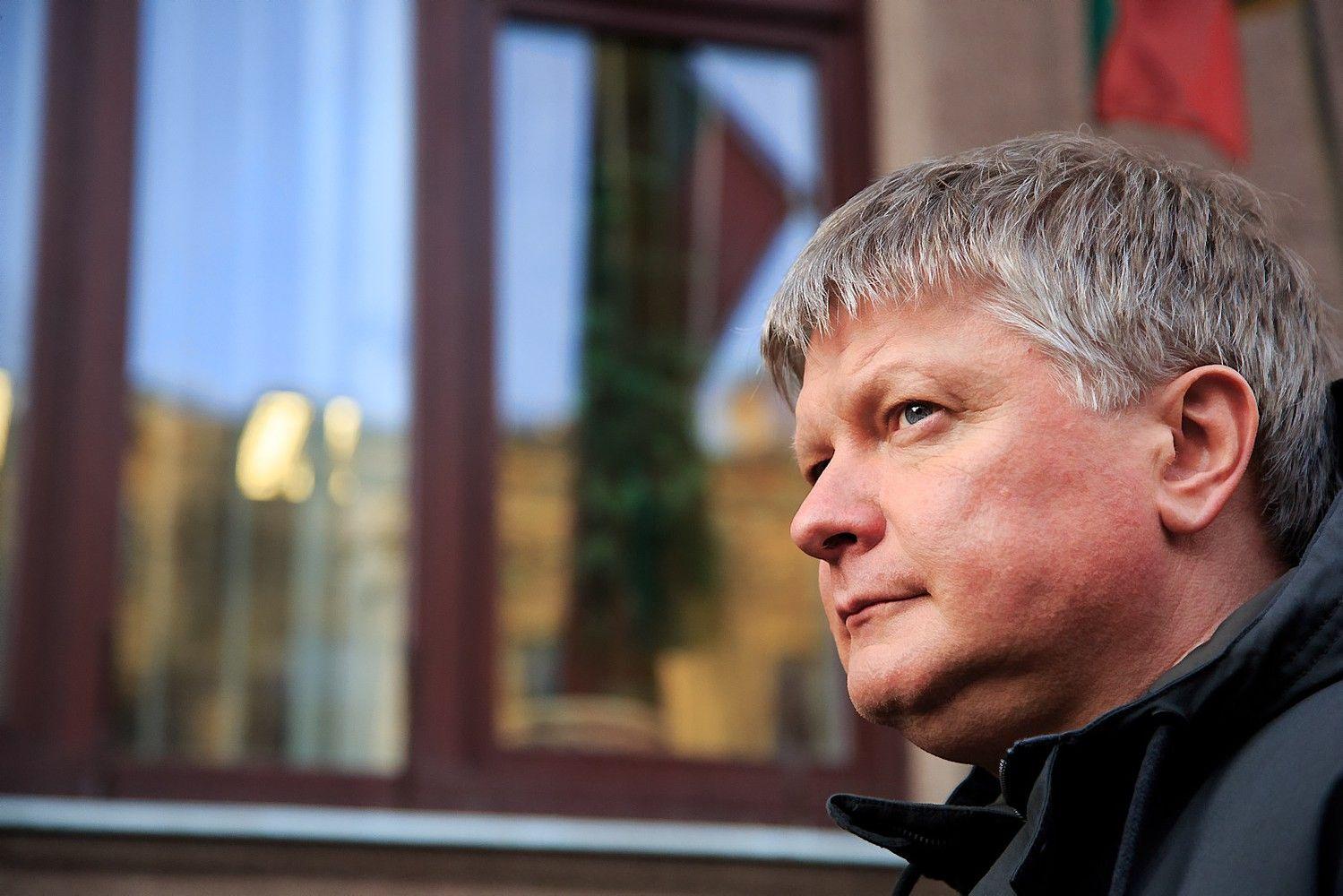 VTEK nenagrinės aplinkos ministro Navicko interesų