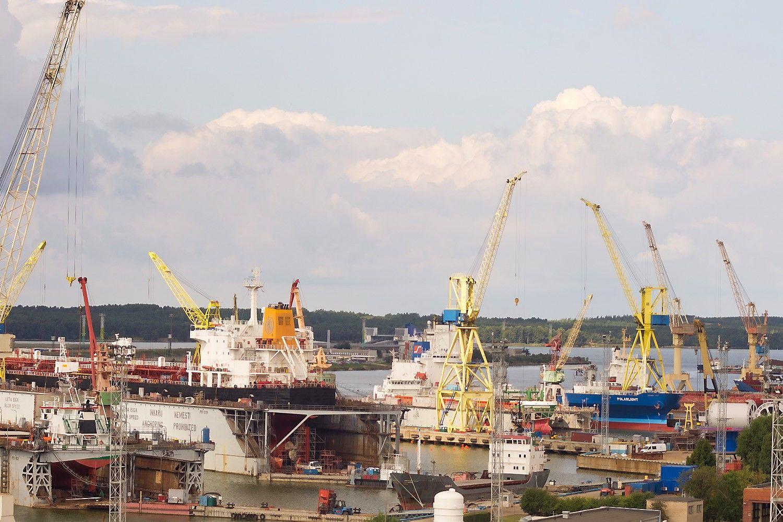 Dėl per didelių kainų nutrauktas dar vienas konkursas uoste