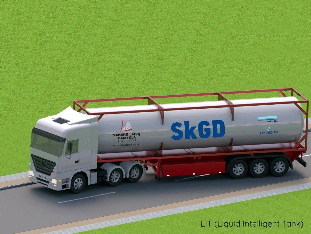 SkGD klasteris Klaipėdoje įgyvendins du inovatyvius projektus