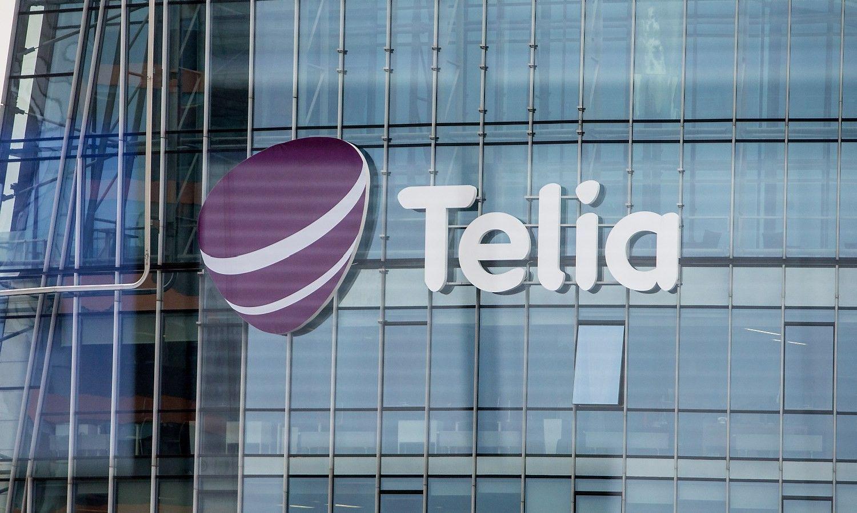 """""""Telia"""" išplatino obligacijų už 1,57 mlrd. Eur"""